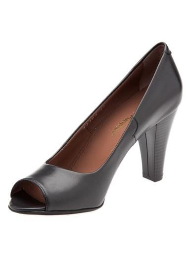%100 Deri Klasik Ayakkabı-Hush Puppies